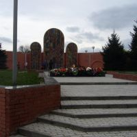 Вечный огонь, Скопин
