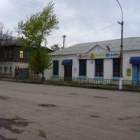 "Магазин напротив ""Даров"", Скопин"