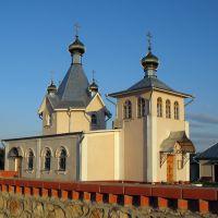 Успенская церковь, Скопин