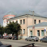 СБЕРКАССА у 6 й средней или 1 й восьмилетней школы, Скопин
