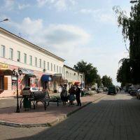 Начало Л Е Н И Н С К О Й, улицы всех возрастов!, Скопин