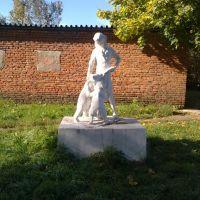 Памятник (лето 2010), Спас-Клепики