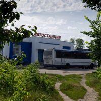 Автостанция Клепики (Пра за ней, 60 метров), Спас-Клепики