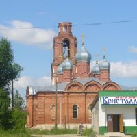 церковь в селе Гавриловское, Спасск-Рязанский
