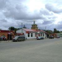 площадь перед автостанцией, Спасск-Рязанский