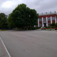центральная площадь г.Спасск-Рязанский, Спасск-Рязанский