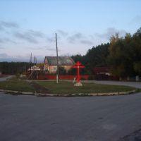 У СТАДИОНА, Спасск-Рязанский