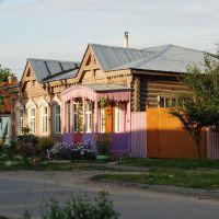 Спасск Рязанский. Старые дома., Спасск-Рязанский