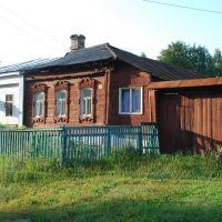 Спасск Рязанский. Дом с воротами и палисадником., Спасск-Рязанский