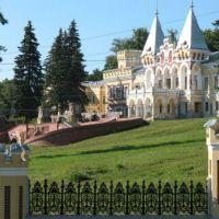 Усадьба Кирицы, Спасск-Рязанский