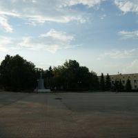 площадь в Спасск-Рязанском, Спасск-Рязанский