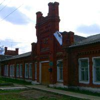 культурно-административное здание, Старожилово