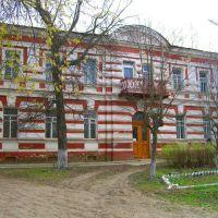 Административное здание, Старожилово