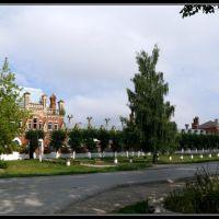 Конный завод в Старожилово (лето 2011 года), Старожилово