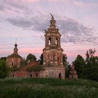 Old church, Старожилово