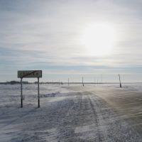 Outskirts of Glinky village, Ухолово