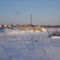Санков пруд. Зима., Чучково