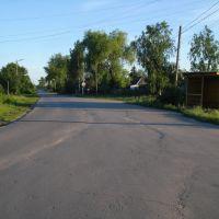 ул.Калинина, Чучково