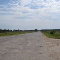 Дорога на городок, Чучково