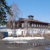 Старинный дом в Шацке., Шацк
