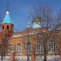 Михайловский храм, Красный Яр