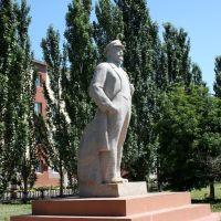 Ленин в Красном Яру, Красный Яр
