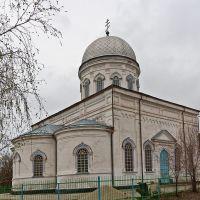 Казанский храм в Алексеевке, Алексеевка