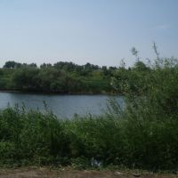 Река Безенчук, Безенчук