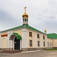 Никольский храм в селе Богатое, Богатое