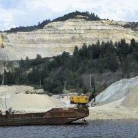 карьер Богатырь / quarry Bogatyr (the hero), Богатырь