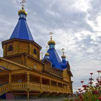 Церковь, Большая Глущица