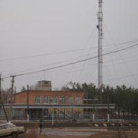 Автовокзал в Борском, Борское