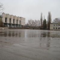 Центральная площадь, Борское