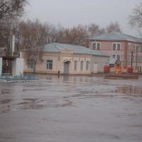 Площадь, Борское