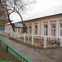 Редакция газеты Борские известия, Борское