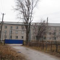 Общежитие медучилища, Борское