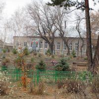 Военкомат, Борское
