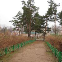 Парк, Борское