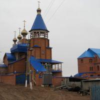 Храм Сретения Господне, Борское