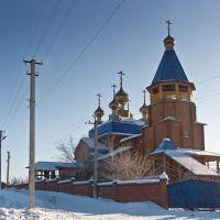 Сретенский храм в Борском, Борское