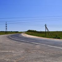 Дорога на Оренбург., Волжский