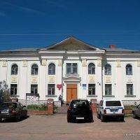 Здание администрации с.Дубовый Умет, Волжский
