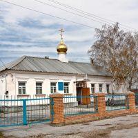 Храм в селе Дубовый Умёт, Волжский