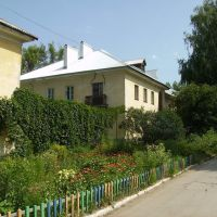 Тихая улочка, Жигулевск