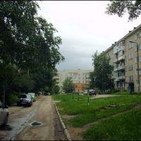 На улице Никитинской, Жигулевск