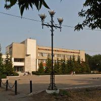 Центральная площадь в Кинеле, Кинель