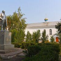 Казанский храм в Кинеле, Кинель