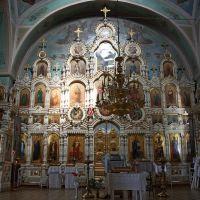 Кинель-Черкассы-иконостас Казанского храма, Кинель-Черкасы