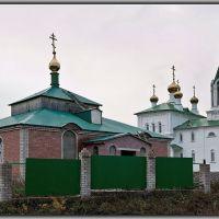 Храмы в селе Кошки, Кошки