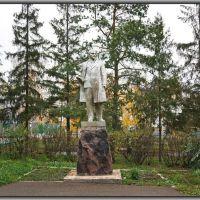 Ленин в селе Кошки, Кошки